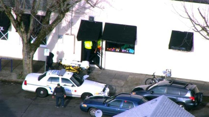 Tres heridos en un tiroteo en el instituto de Portland en EE.UU.