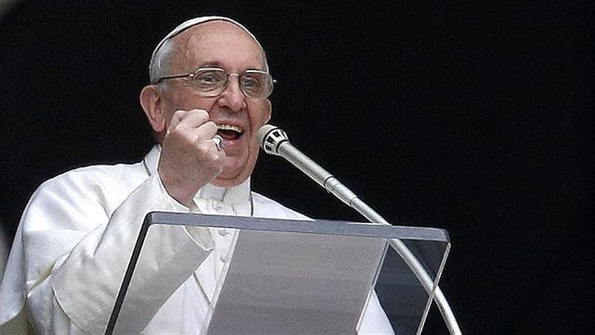 """Papa: """"La disuasión nuclear ya no es una doctrina justificable"""""""