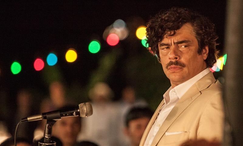 Película: Escobar: Paraíso perdido