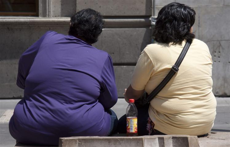 La obesidad reduce la expectativa de vida