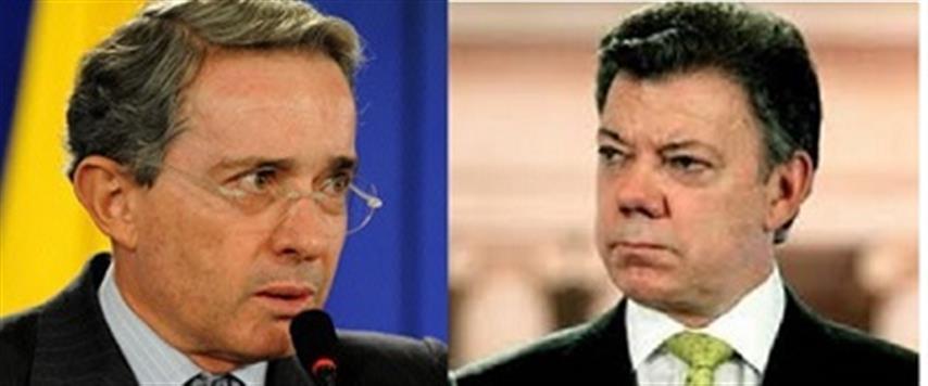 Uribe espió a la mujer de Santos