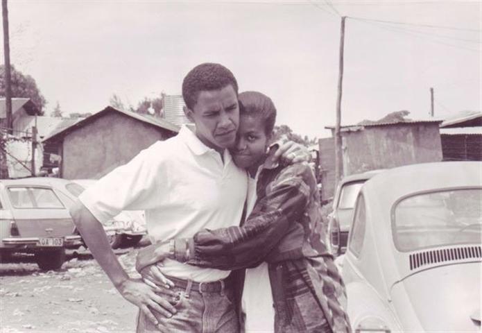 Harán película sobre Barack Obama y su esposa