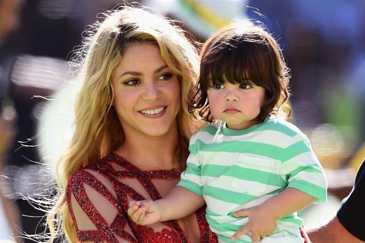 Hijo de Shakira no acepta un nuevo hermano