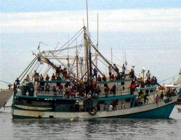 37 desaparecidos en mar Caribe