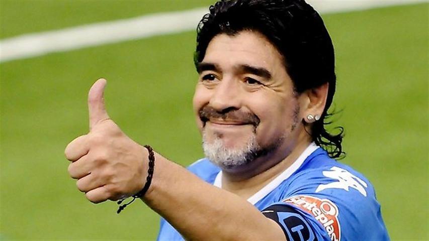 Diego Armando Maradona en Nicaragua