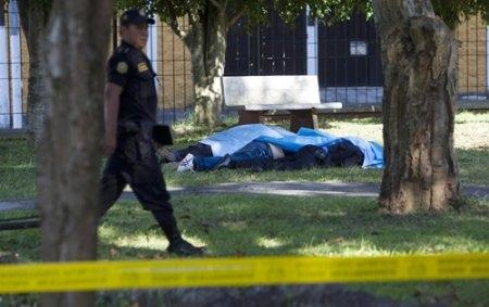 Guatemala redujo tasa de homicidios en el 2014