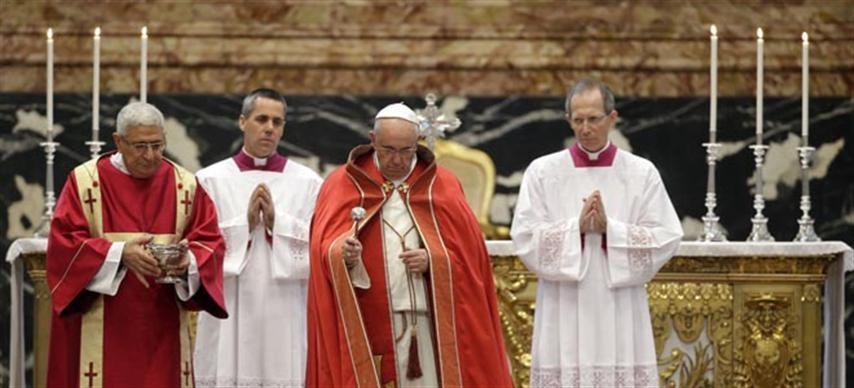El papa ordenará nuevos cardenales en el 2015