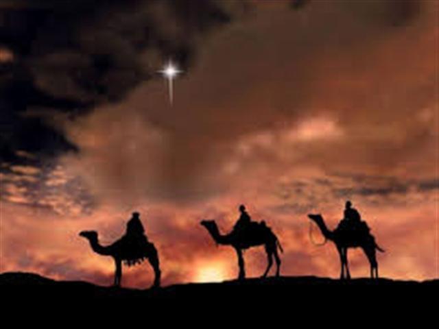 Celebración de  Reyes Magos