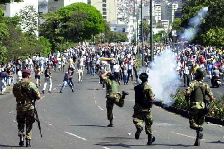 ¿En Venezuela aplica el guión Chile o Nicaragua?