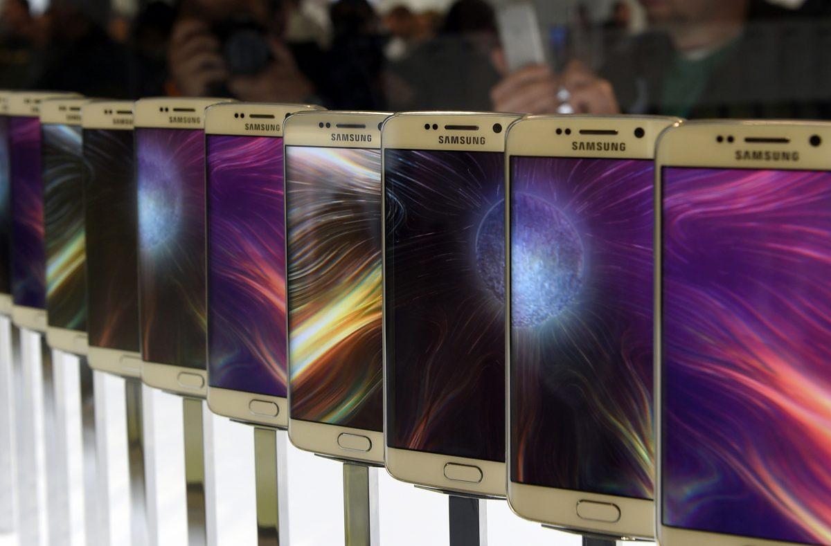 Samsung presentó al nuevo Galaxy S6