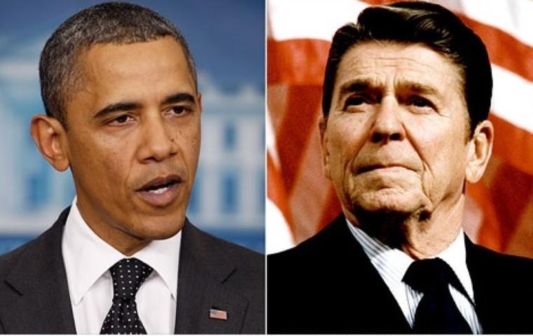 La democracia militar-industrial de Obama