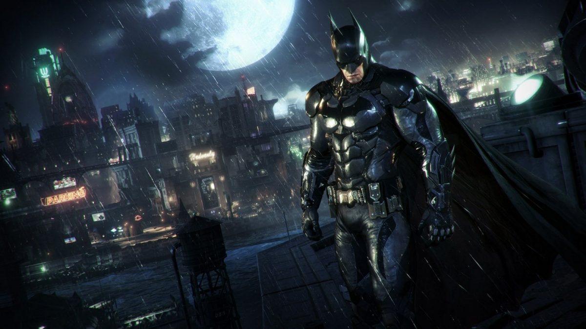 """Tráiler del videojuego Batman """"Arkham Knight"""""""