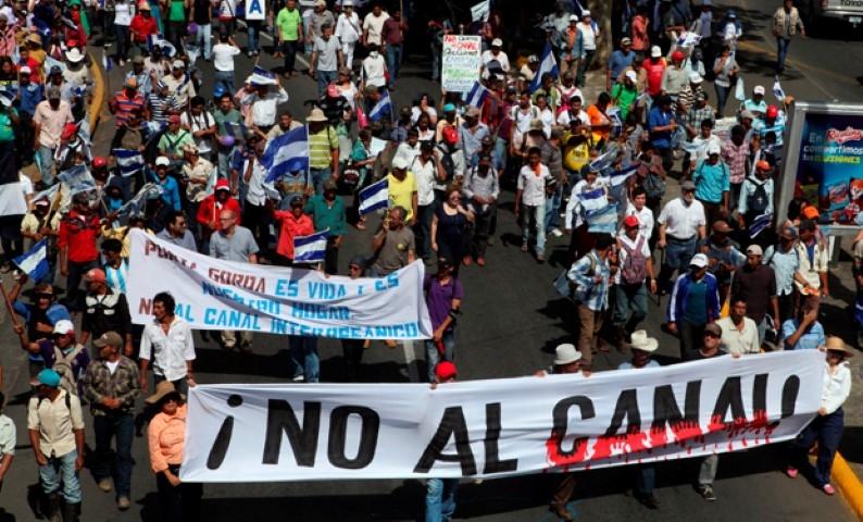 Guerra propagandística de EU crece en Nicaragua