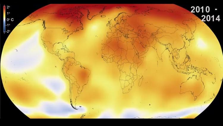 ¿Cómo el calentamiento global está haciendo el tiempo cada vez más extremo?