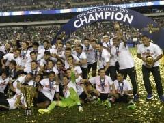México sigue siendo el rey de la Copa Oro