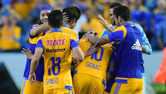 Tigres tienen su boleto a la Final de la Copa Libertadores