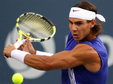 Rafael Nadal, en busca de «sumar puntos»