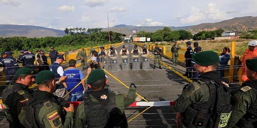 Venezuela: de oligarquías, paramilitares y soberanía fronteriza