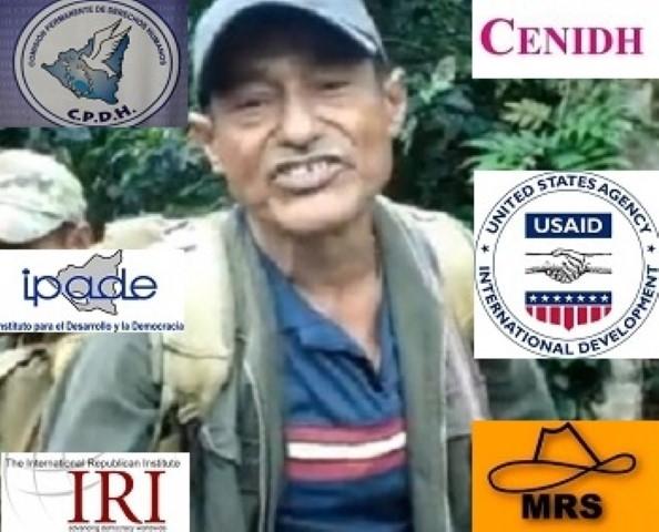 """De los """"rearmados"""", el canal, el MRS y ONG opositores"""