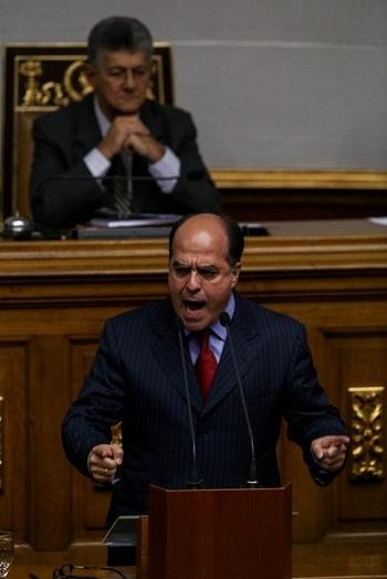 ¿Quién es el presidente del Parlamento venezolano?