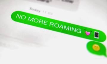 Movistar, Orange y Yoigo eliminarán el 'roaming' para sus clientes de móvil el 15 de junio