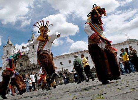 Ecuador celebra la Fiesta del Sol