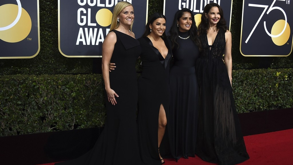 Globos de Oro: Un grito, un premio, un discurso