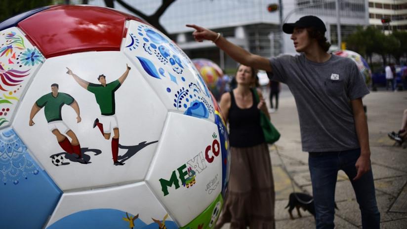 Arte mexicano presente en el Mundial de Rusia