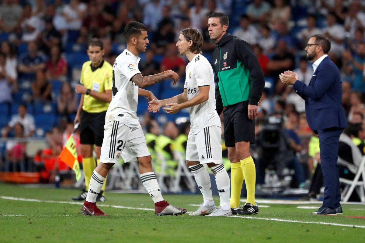 Una segunda línea para el Real Madrid