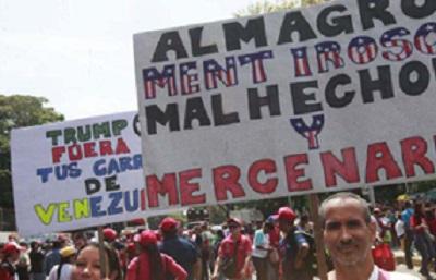 El odio y la ignorancia de Luis Almagro