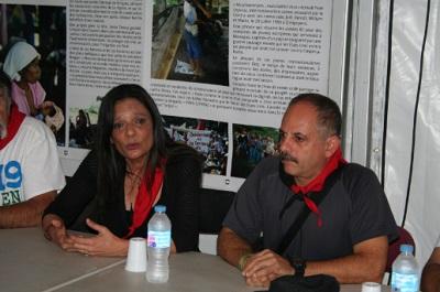 """""""Queremos reconciliación, pero no impunidad"""""""