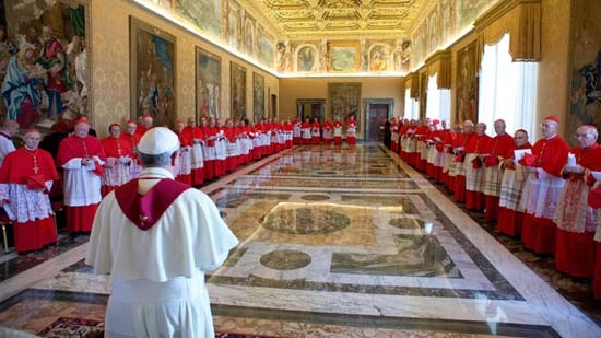 El Papa convoca a los presidentes de todas las conferencias episcopales
