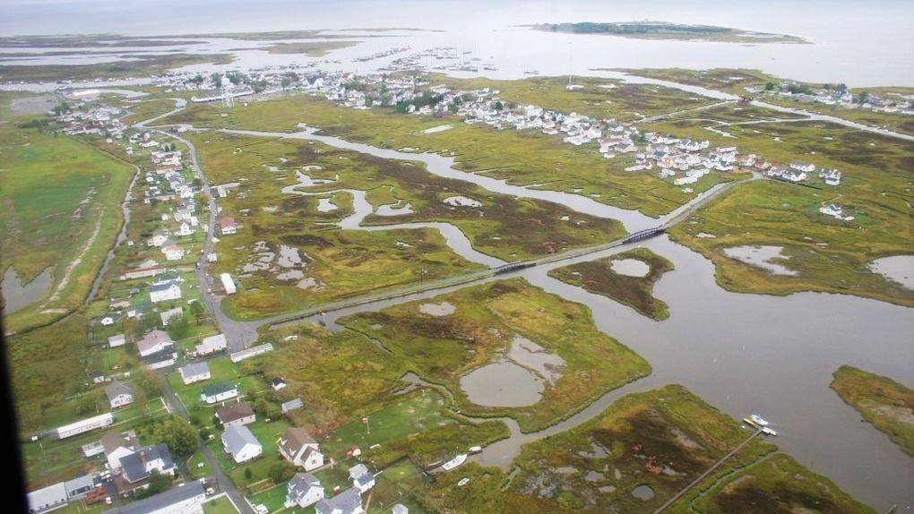El huracán Florence amenaza con desaparecer una isla de EE.UU.