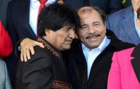 """Evo Morales: """"Verdadera amenaza contra Nicaragua y humanidad es Trump"""""""