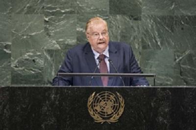 Nicaragua reitera en ONU fallido golpe de Estado