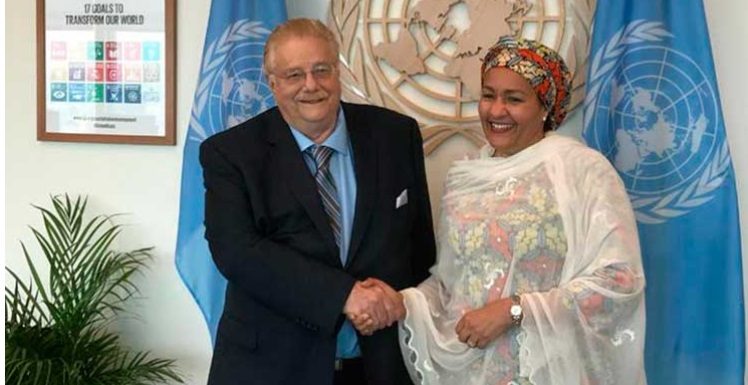 Nicaragua expone a Secretaria Adjunta de ONU intentona de golpe