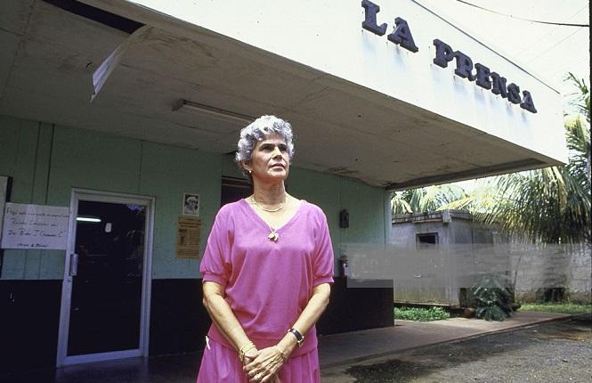 Los Chamorro piden respeto