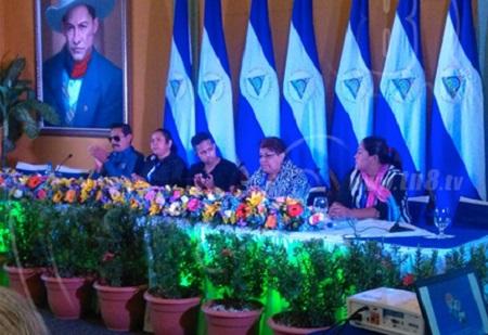 Manifiesto De Los Foros Por La Paz Y Solidaridad Con Nicaragua
