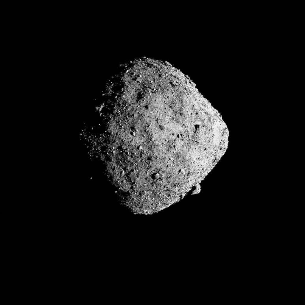Publican una nueva imagen de un asteroide que podría impactar contra la Tierra en el futuro