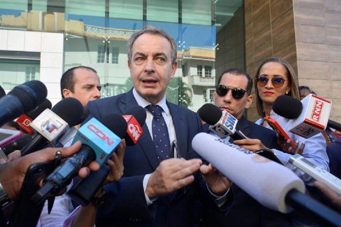 """Zapatero advierte que eventual uso de la fuerza en Venezuela: """"Será dramático, sé de lo que hablo"""""""