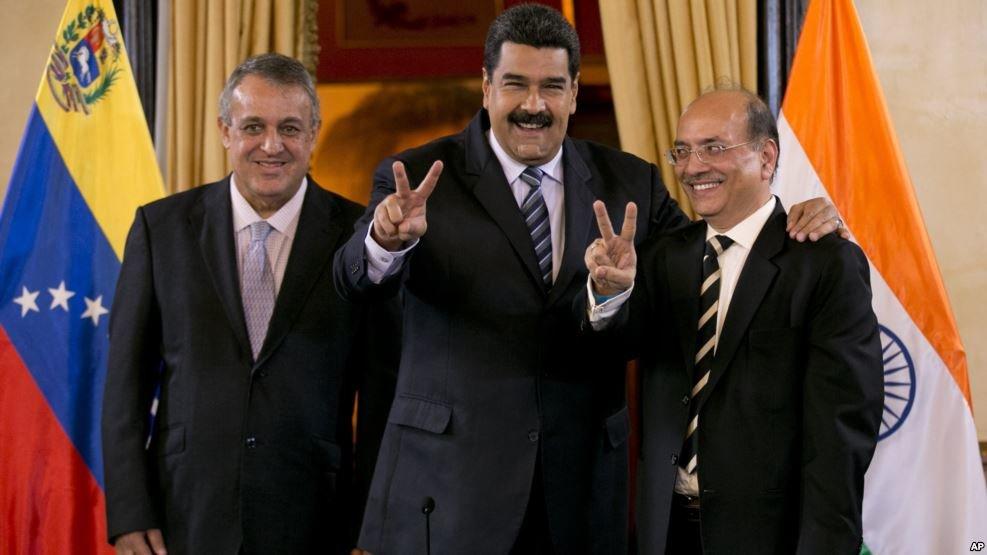 ¿India el mejor aliado de Maduro?