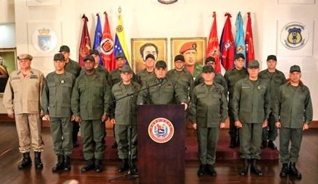 """Respuesta de Ministro de Defensa de Venezuela a Trump: """"No somos mercenarios, somos hijos de Bolívar, Zamora y Chávez"""""""