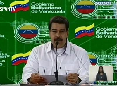"""Maduro ordena """"inversión inmediata"""" en Huawei tras veto de USA"""