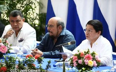 Gobierno da a conocer programa y complemento de trabajo para consolidar estabilidad y paz