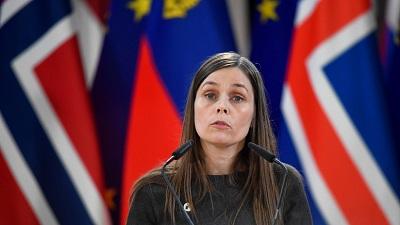 Primera ministra de Islandia dejará plantado a Mike Pence