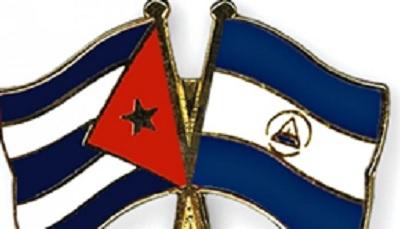 Cuba y Nicaragua estrechan vínculos en temas de salud y parlamentario