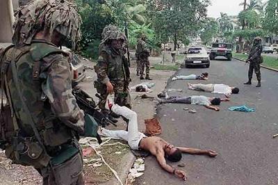Proponen duelo nacional por invasión estadounidense a Panamá