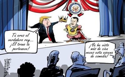 USA, Juan Guaidó & Company: La trama siniestra