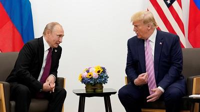 Putin ofrece a Trump ayuda médica y la acepta «con agradecimiento»
