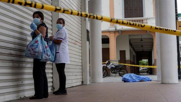 Ecuador: Guayaquil tiene más muertos por covid-19 que todos los países Latinoamericanos